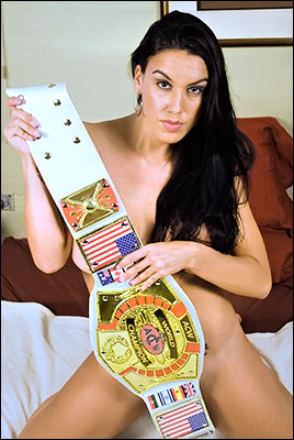 Megan Jones - catfightlegends.com