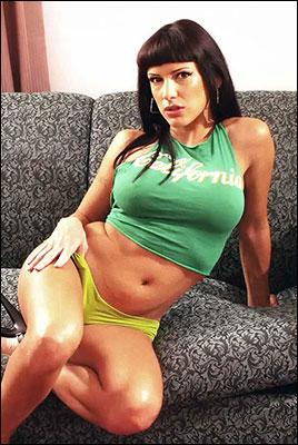 Rosario Delgado - catfightlegends.com